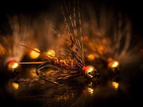pêche mouche nymphe
