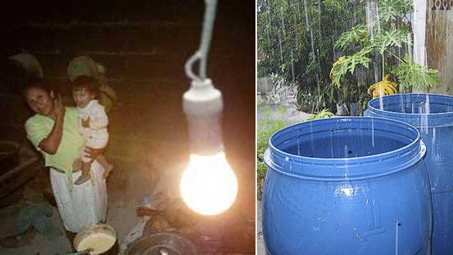 HAGAMOS VIRAL: Estudiantes mexicanos crean electricidad con agua de lluvia para zonas marginadas.