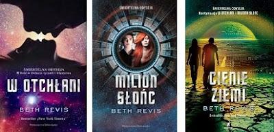 Lista książek o podróżach kosmicznych
