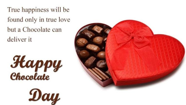 Happy Chocolate Day Shayari in Hindi 2018