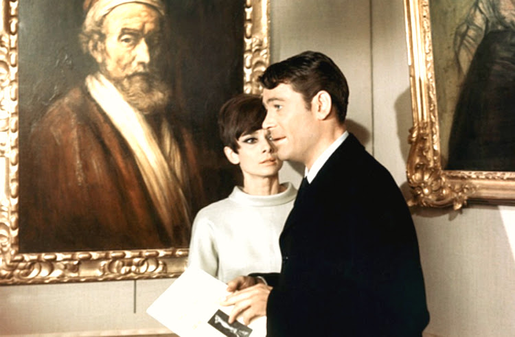A Vintage Nerd Audrey Hepburn Movies How to steal a million 1960's Film Recommendations Audrey Hepburn Style