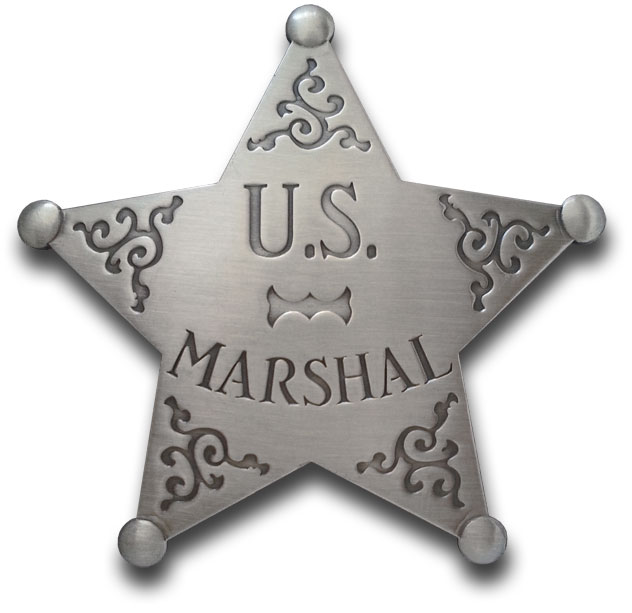 The offices of U.S. marshal and deputy marshal wereestablished in ...
