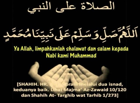Teks sholawat nariyah Bacaan sholawat nariyah latin