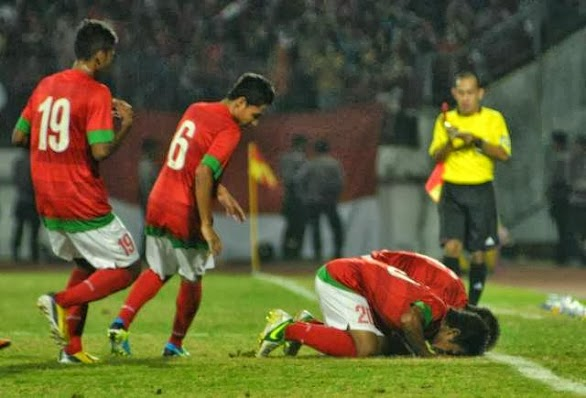 Hasil Final AFF U19: Indonesia vs Vietnam 2013 Skor 7-6 Adu Penalti