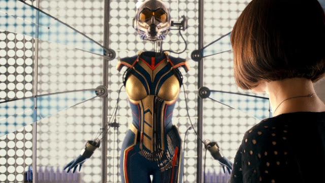 Asal-Usul dan Kekuatan The Wasp dari Marvel Comics