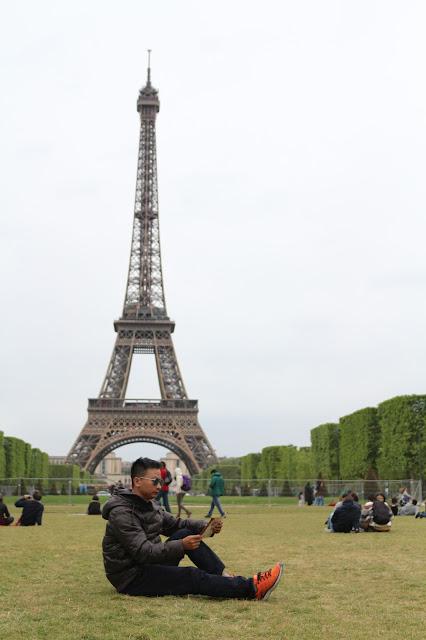 KHÁM PHÁ PARIS PHÁP