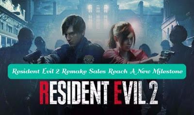Resident Evil 2 Remake Sales Reach A New Milestone, gettitnow