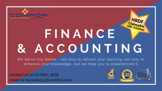2018 training calendar finance accounting explore more beyond your expect