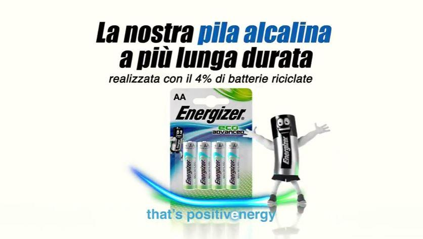 Canzone Energizer pubblicità lancia la pila EcoAdvanced col video Magic box di TbwaChiatDay Los Angeles - Musica spot Novembre 2016
