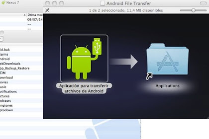 Download Android File Transfer 1.0.11 (1.0.442.1500)