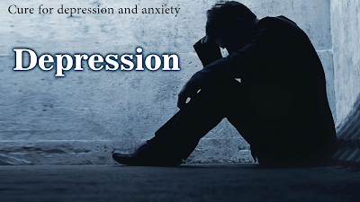 Cure for depression and anxiety