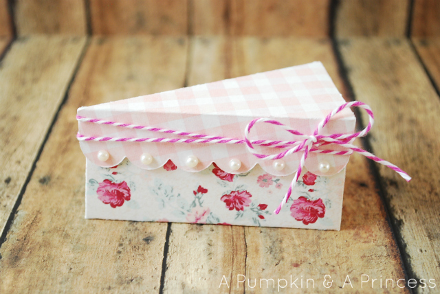 Handmade Gift Boxes And Tags