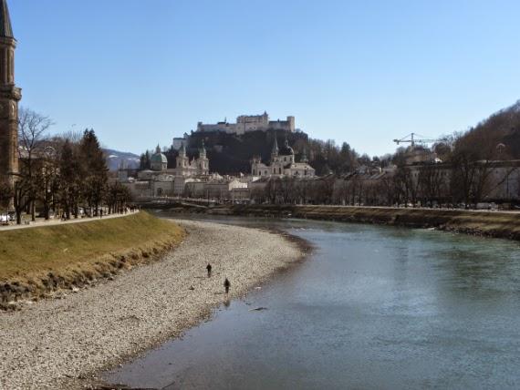 Salzburgo-Áustria-Centro-Histórico