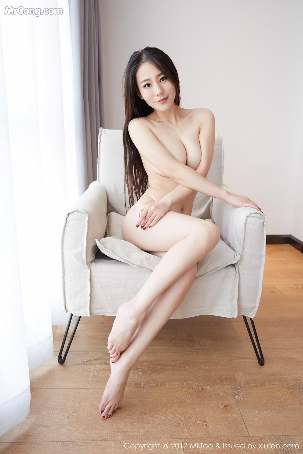 Image MiiTao-Vol.079-Yu-Wei-MrCong.com-053 in post MiiTao Vol.079: Người mẫu Yu Wei (雨薇) (54 ảnh)