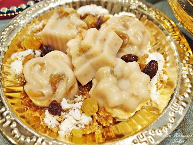Payasam Pudding Recipe