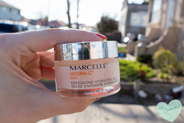 Marcelle Hydra-C 24H Energizing Gel ($25 | 1.7oz) March Favorites