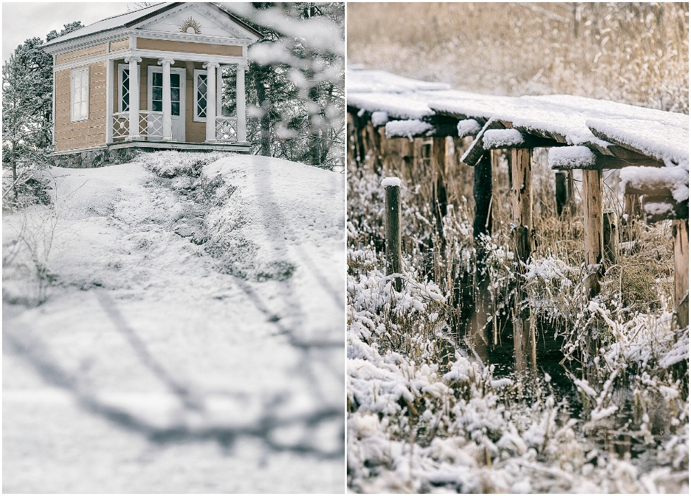 Seurasaari, Helsinki, talvi, visithelsinki, vanha rakennus, valokuvaus, Visualaddict, photography, valokuvaaja, Frida Steiner, winter, Finland, Tamminiemi