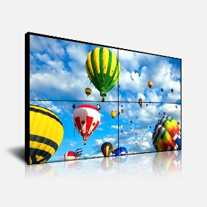 Seamless LED 46 inch