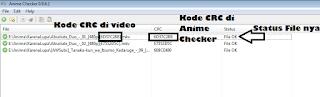 Cara Penggunaan Anime Checker, Cara Pakai Software Anime Checker, Gimana Cara Pakai Anime Checker, Bagaimana Cara Pakai Software Aplikasi Anime Checker