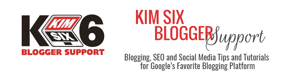 Kim Six Blogger Support