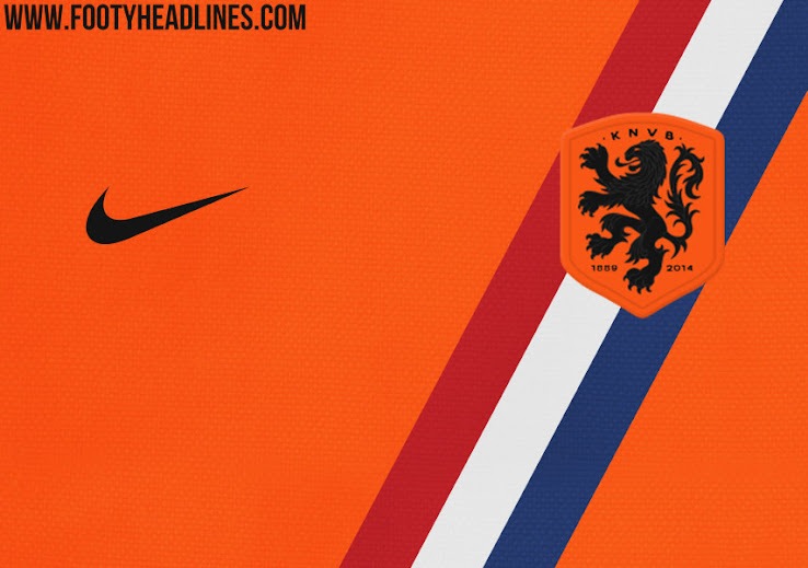 f15ef7b1e The Sash design is not exclusive for the pre-game jersey but has its source  from the Nike Netherlands 2018 home kit.