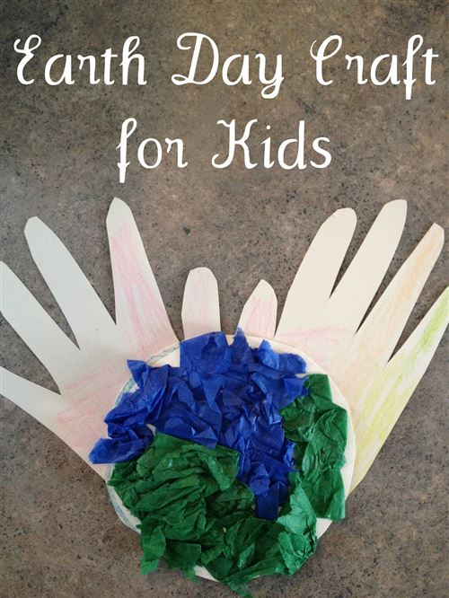 Popular Children's Activities For Earth Day