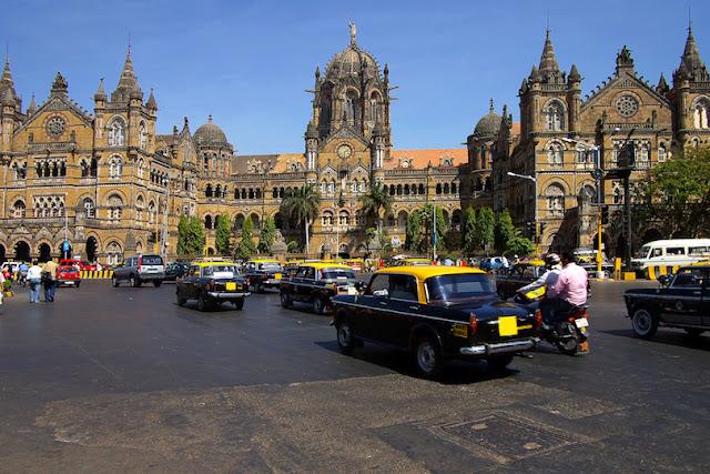 Mumbai,Best Cities to Visit in India