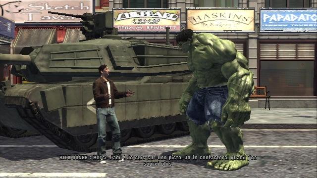 Download The Incredible Hulk PC Games