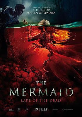The Mermaid Lake Of The Dead 2018 Custom HD Dual Latino 5.1