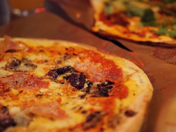 PIZZA UNION OPENS IN DALSTON