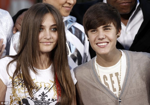 Paris Jackson gets the fever as she teams up with Justin ...