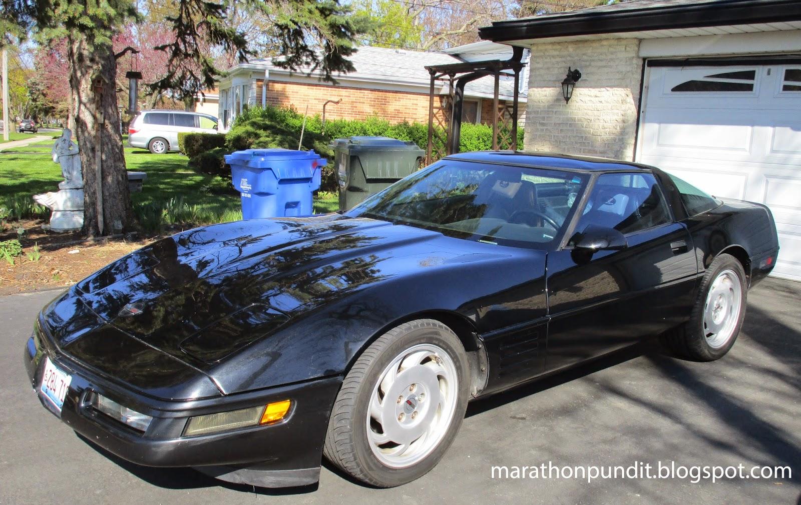 Corvette 1994 chevy corvette : Marathon Pundit: (Photo) 1994 Chevy Corvette
