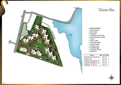 Prestige Lake Ridge Master Plan