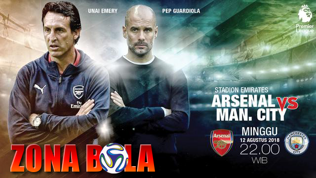 Prediksi Bola Arsenal vs Manchester City Liga Inggris
