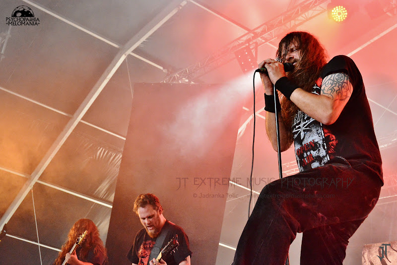Morgoth @Hellfest 2015, Clisson 21/06/2015