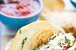 BEST SPICY SHREDDED BEEF TACOS