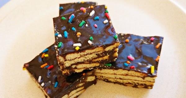 membuat resepi kek batik oreo sukatan cawan foody bloggers Resepi Kek Pandan Paste Enak dan Mudah