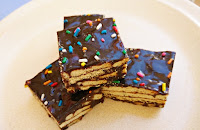 Resepi Kek Batik Lembut Sedap