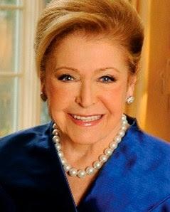 Biodata Biography Profile Mary Higgins Clark Terbaru and Complete