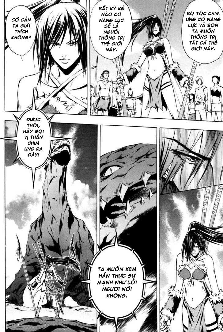 The Red Soul chap 13 trang 9