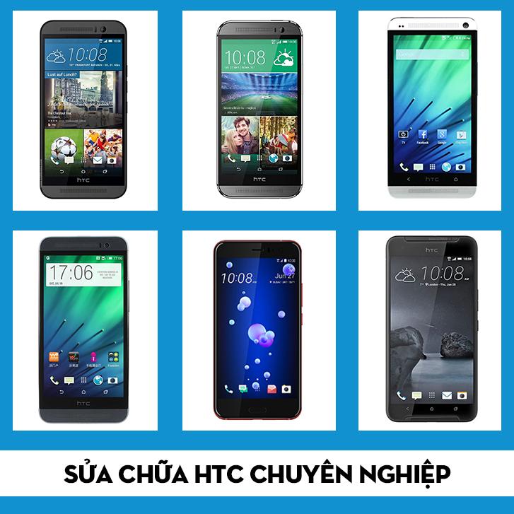 thay màn hình HTC U11 EYEs