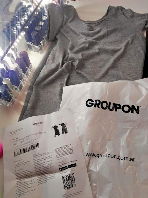 Mis compras en Groupon Sol Solita