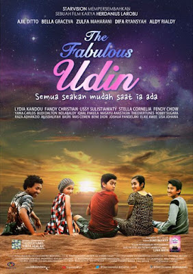 The Fabulous Udin Poster