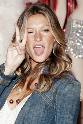 Gisele Bundchen Is Soon To Become The World's First Billionaire Model