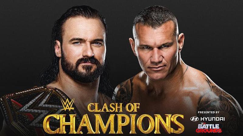 WWE Title Match at Clash of Champions Now an Ambulance Match