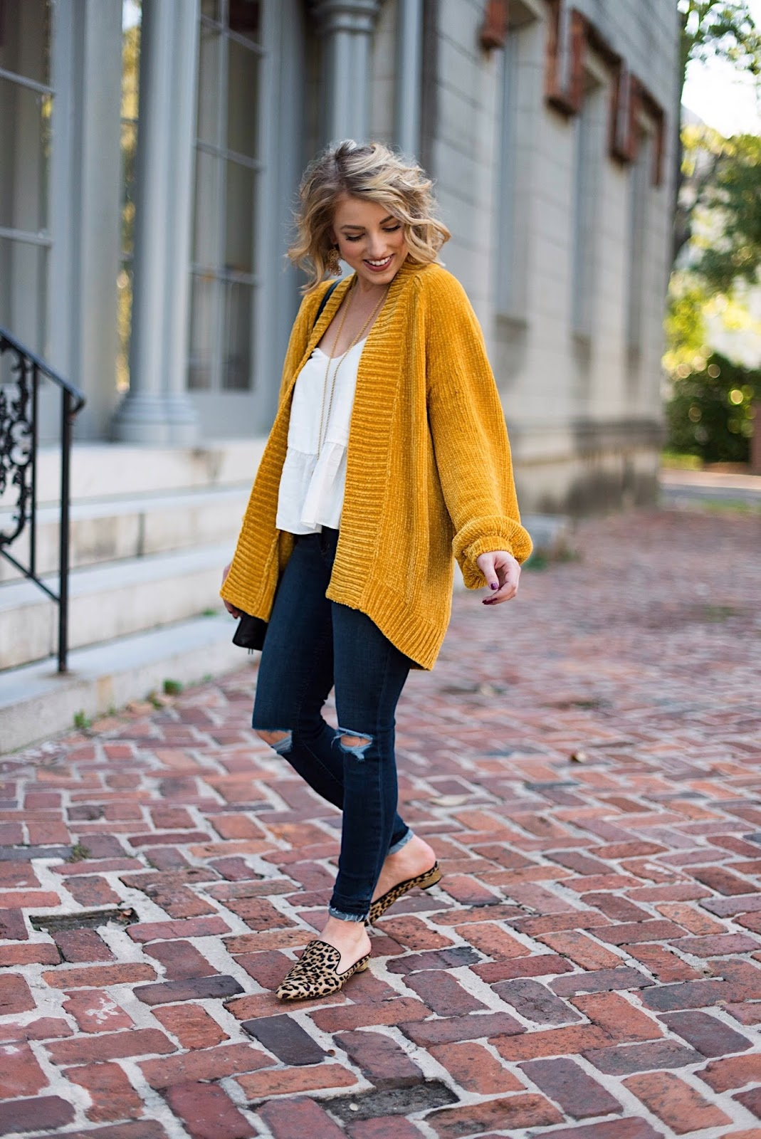 Fall Style - Something Delightful Blog