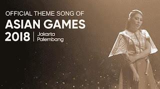 Lirik dan Kunci Gitar Chord Lagu Asian Games 2018 Via Vallen Terbaru