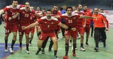 اعتذار الشرق يؤهل رجال يد الأهلى إلى ربع نهائى كأس مصر