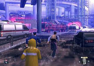 Raw Danger! (PS2) 2007