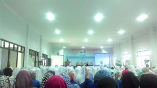 PERGIZI PANGAN Indonesia dan Sarihusada Gelar Seminar Gizi di Pekanbaru